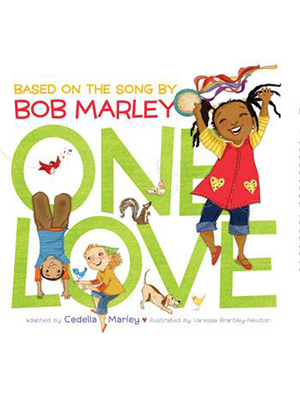 One Love Board Book Based on the Song by Bob Marley