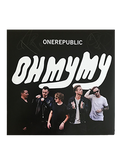 GRAMMY Winner Ryan Tedder (OneRepublic)  Signed Oh My My Vinyl