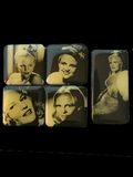 Peggy Lee Vintage Photo Magnets