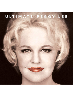 Ultimate Peggy Lee: Black Vinyl