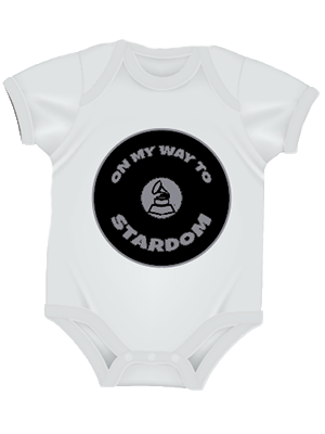 GRAMMY Museum Way To Stardom Onesie