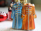 Sgt Pepper Coats Beatles Ornament