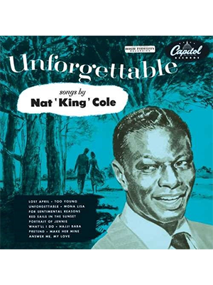 Unforgettable Nat King Cole Vinyl