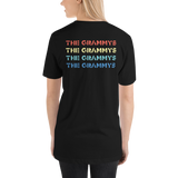 Multicolor The GRAMMYs on Back T-Shirt - Womens
