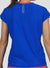Camiseta entrenamiento Dinamic azul  - Training
