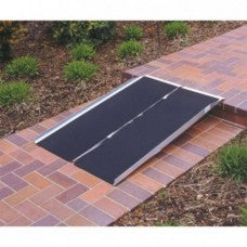 PVI Single Fold Ramps (Model SFW730 - 7 Foot Ramp 84