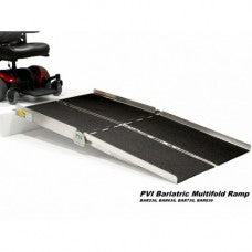 PVI Bariatric Multifold Ramp