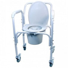 Ezee Lif Economy Wheeled Commode