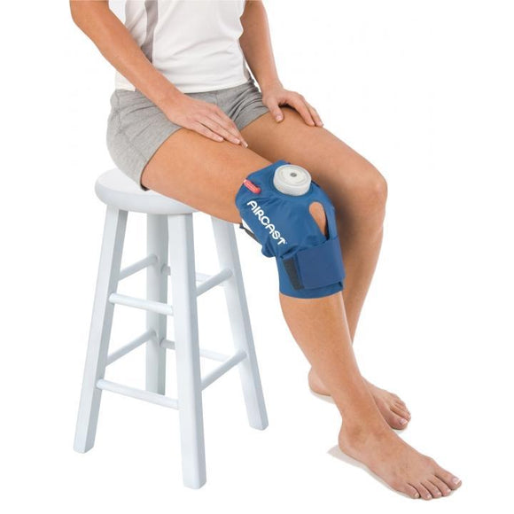 Aircast Self-Contained Knee Cryo/Cuff - SpaSupply