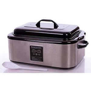 18 Quart Digital Hot Stone Warmer - SpaSupply