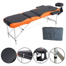 "Portable Massage Table-Size: 72.8""Lx23.6""W-700-039"
