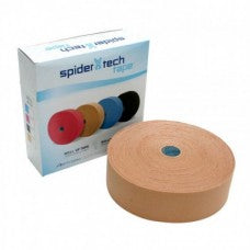 SpiderTech Pro Bulk Roll 50mm x 31.5m Beige Color