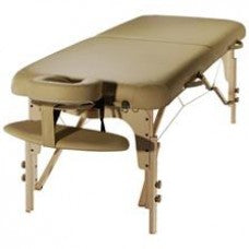 Anma Portable Massage Table Fully Loaded-Black Color Only