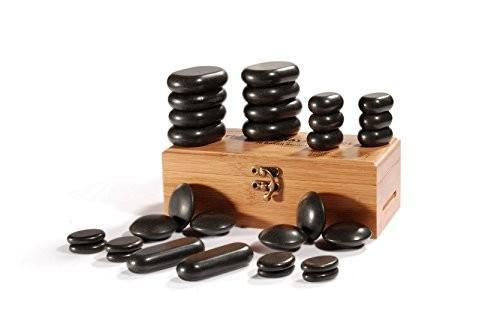 Massage Stone Set 30Pcs - SpaSupply