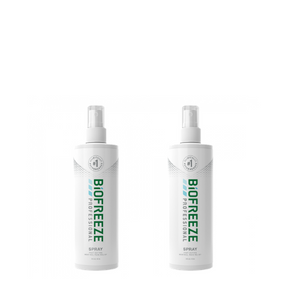 Biofreeze Professional  Pain Relieving, 4 oz Spray (Pack of 2)