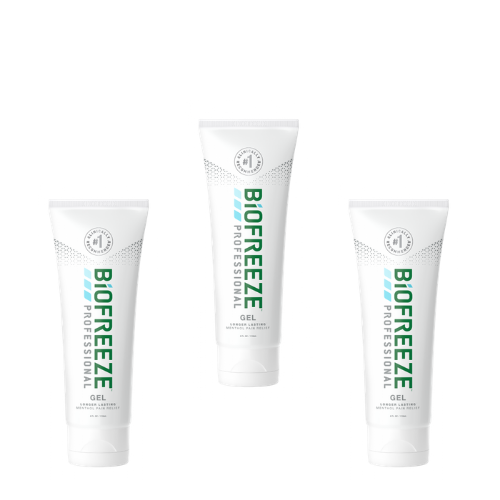 Biofreeze Professional Tube 4oz (3 Pack)