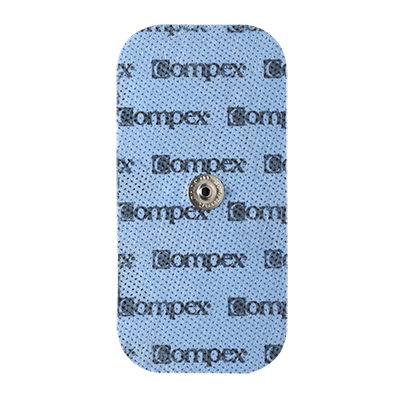 Compex Electrode Easy Snap (50x100mm) 4-Pack - SpaSupply