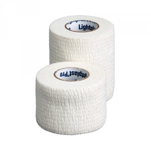 Lightplast® Pro Athletic Tape, Adhesive, Elastic Per Roll