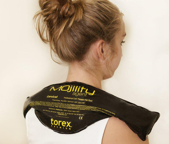 Torex Cervical Black Cold Therapy Pack - SpaSupply