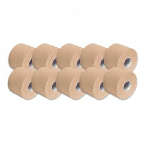 Spider Tech Original Tape Kinesiology Tape Beige, Case of 10 Rolls