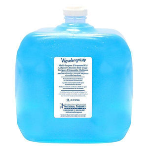 Wavelength Multi-Purpose Ultrasound Gel 5 Litre - SpaSupply