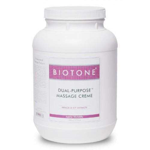 Biotone Dual Purpose Massage Creme 1 Gallon - SpaSupply