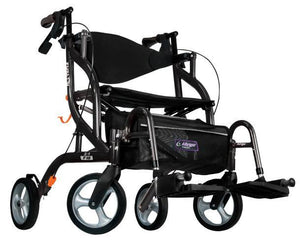 Airgo Fusion F18 Rollator & Transport Chair - SpaSupply