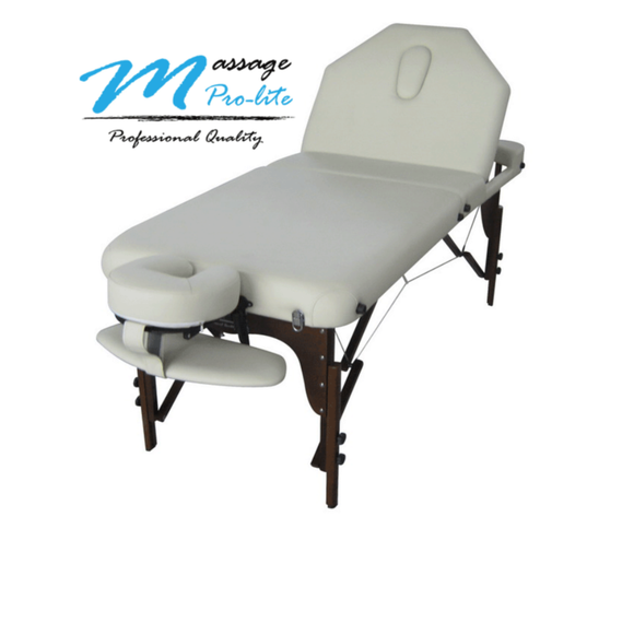 Bowen Portable Lift Back Massage Table