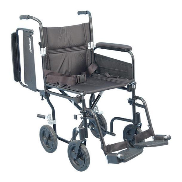Airgo Comfort Plus Lightweight Transport Chair - SpaSupply