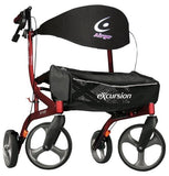 Airgo eXcursion X18 Lightweight Rollator - SpaSupply