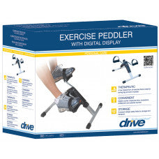 Drive Folding Exercise Peddler with Electronic Display-Item # RTL10273