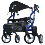 Airgo Fusion F20 Rollator & Transport Chair - SpaSupply