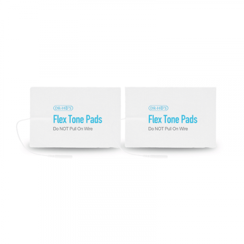 Dr. Ho's Tens Pads Flextone Large Electrodes- 4 Single pads only