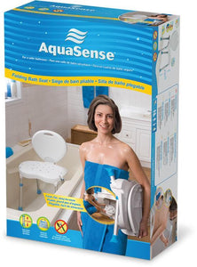 AquaSense Folding Bath Seat - SpaSupply