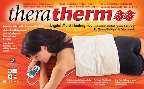 1031 Theratherm Digital Moist Heating Pad Medium 14