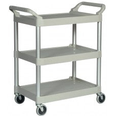 Cart Plastic Compact White