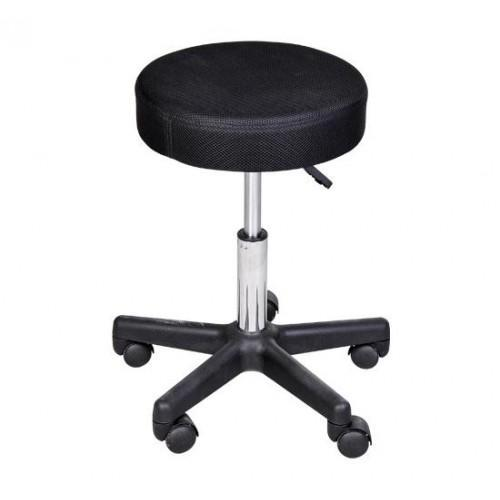 Salon Stool - Rolling Massage Stool - SpaSupply