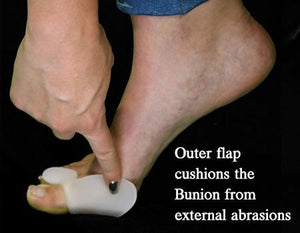 Infracare Bunion Silicone Gel Toe Separator - SpaSupply