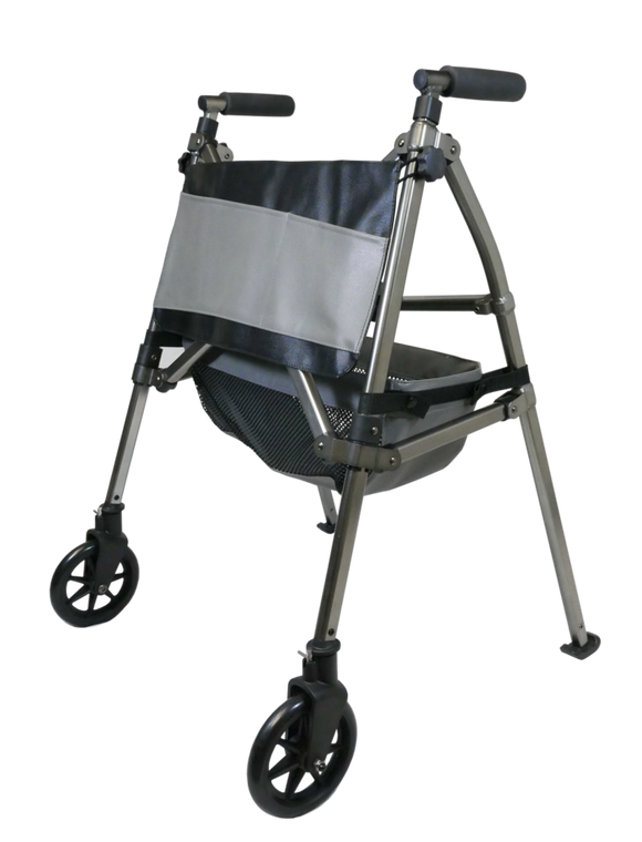 Signature Life Elite Travel Walker - #7660-BW