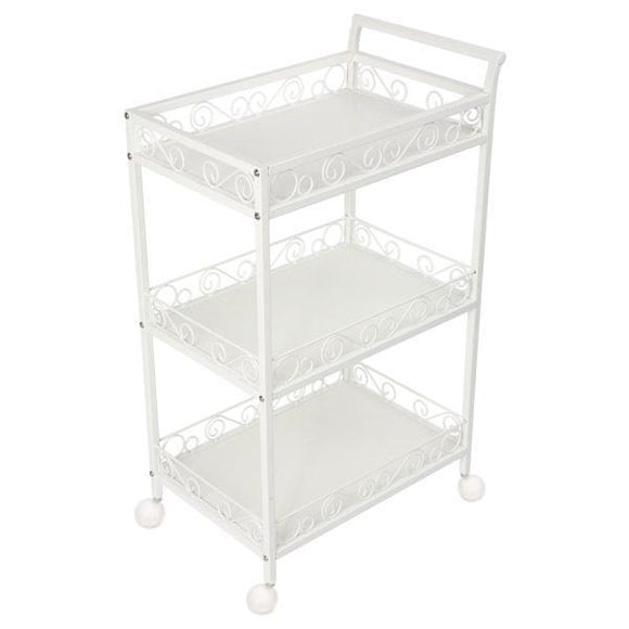 Spa Trolley with Three Shelves - SpaSupply