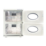 UV 2 DOOR TOWEL WARMER 52L