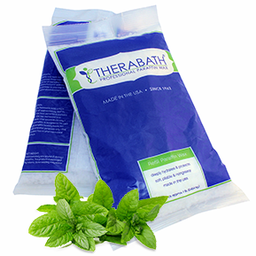 Therabath Paraffin Wax Refill - Wintergreen (6 Pounds) - SpaSupply