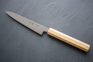 Konosuke HD2 Petty 120mm Khii Kastanje