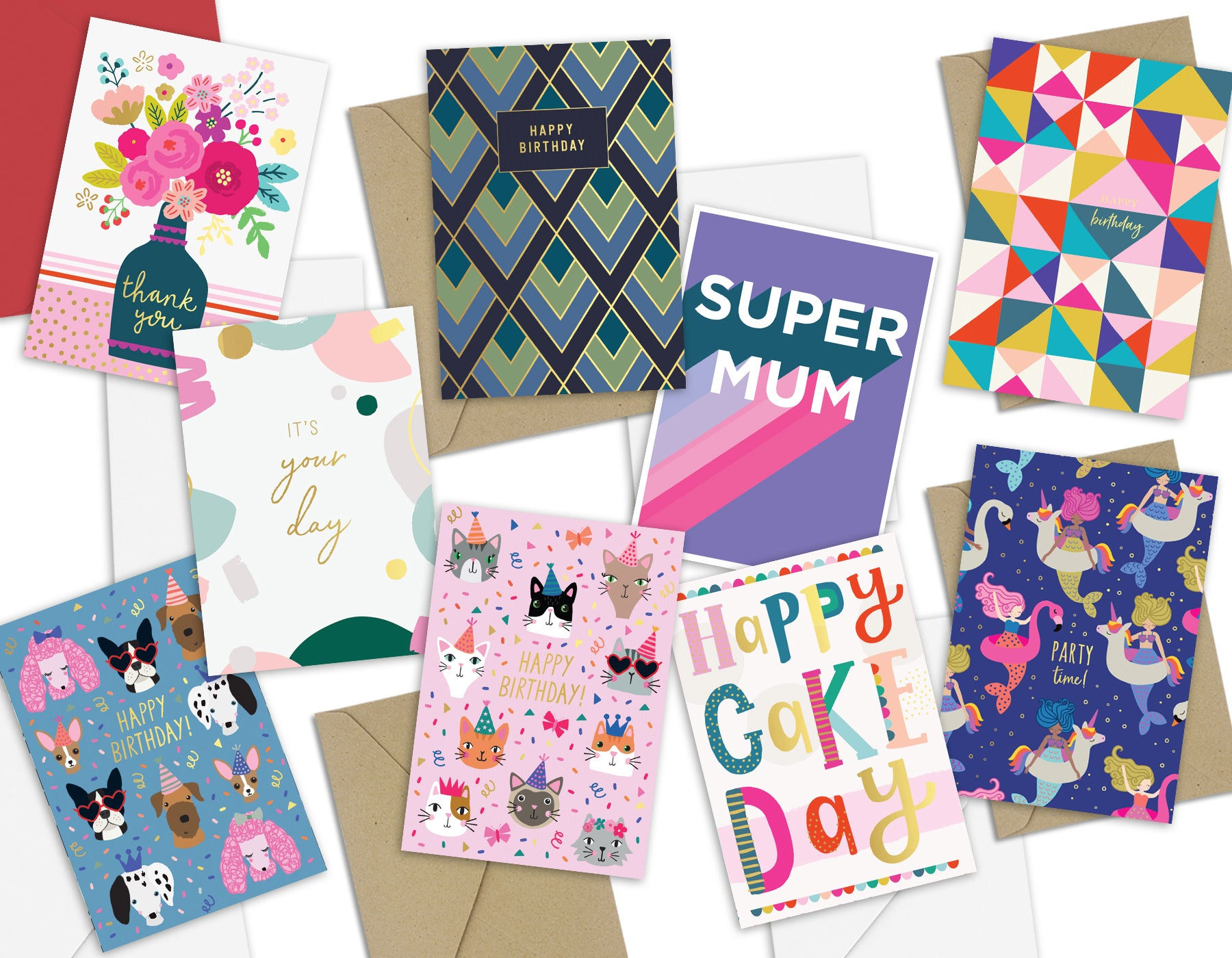 Bold and Bright Occasions Bundle