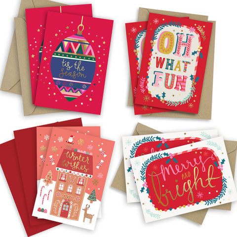 Bold and Bright Holiday Bundle
