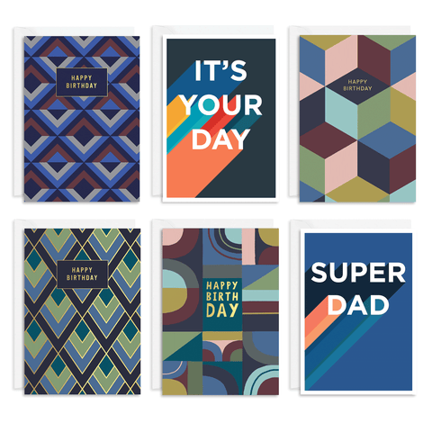 Men's Card Bundle