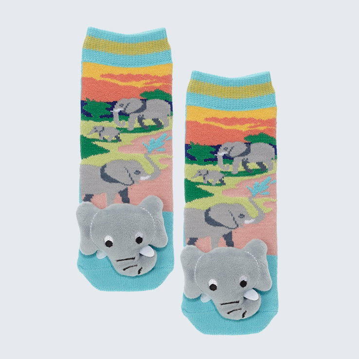 Baby Socks Elephant