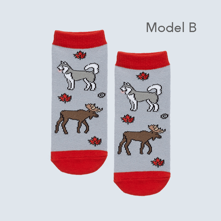 Canada Northwood Socks