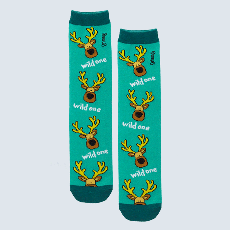 Wild One Socks