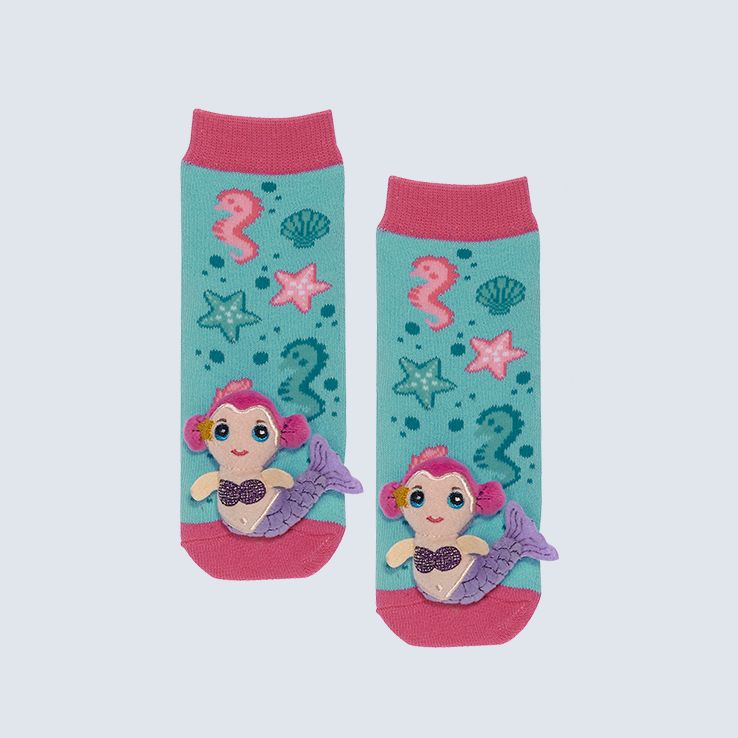 Baby Socks Mermaid